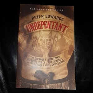 Other - 🕸5 for $25🕸Unrepentant written by: Peter Edwards